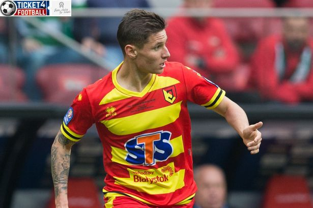 Celtic news: Jagiellonia Bialystok star Patryk Klimala emerges as target for Hoops