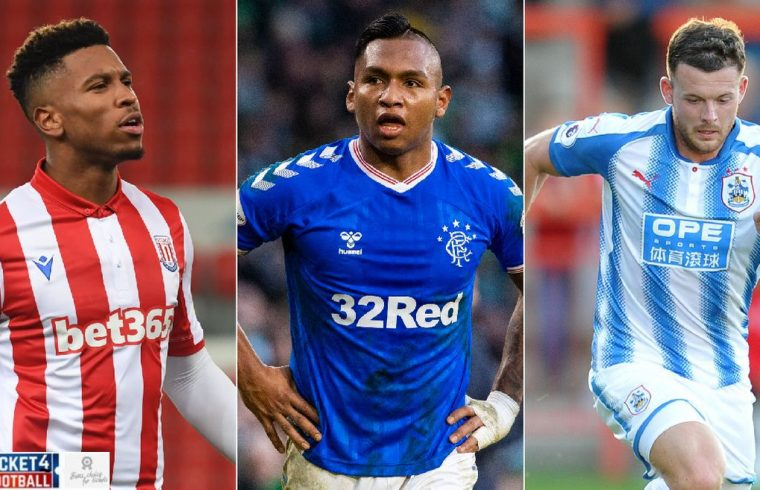 Celtic and Rangers plus Aberdeen, Hearts and Hibs eye signings